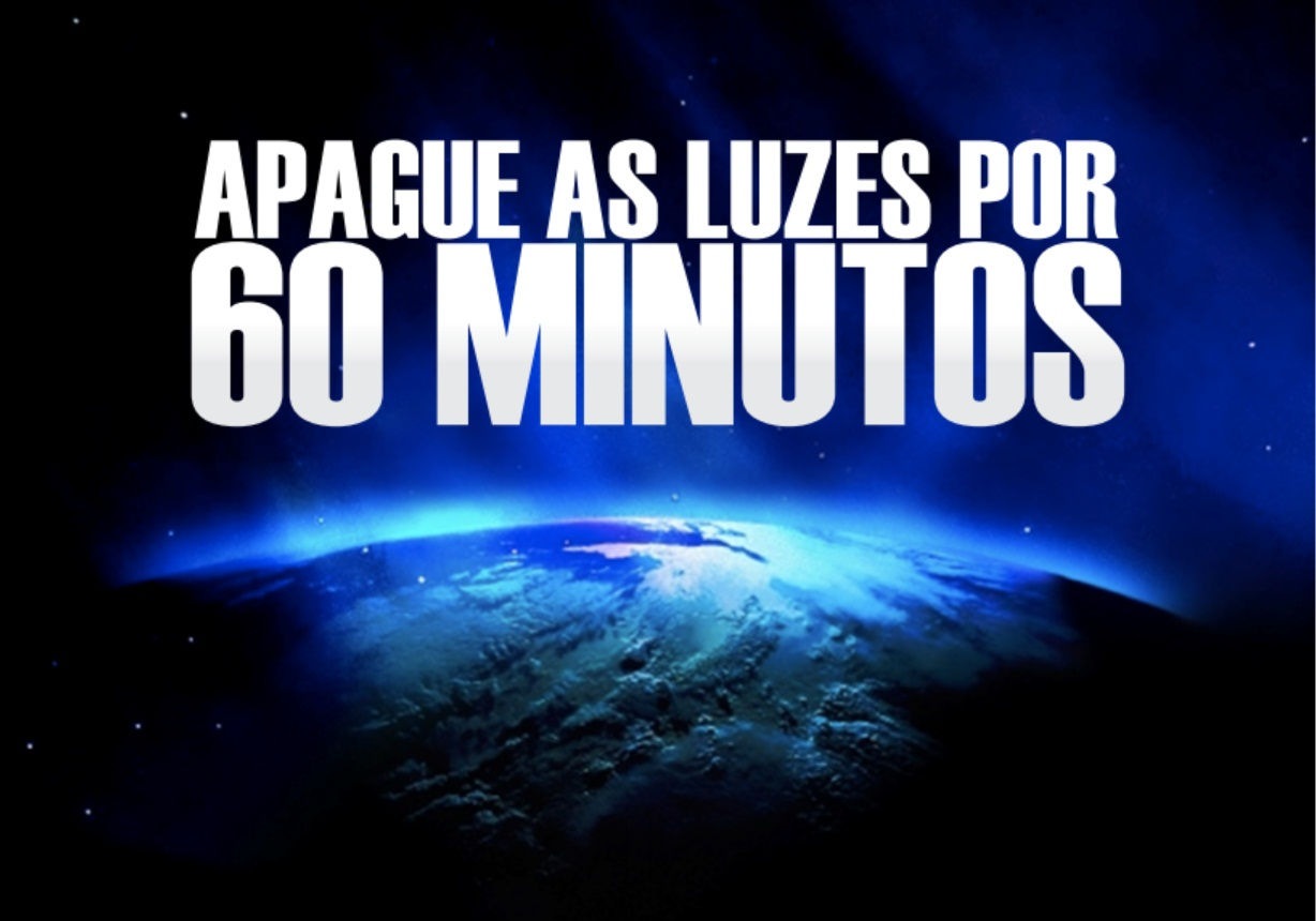 Hora do Planeta: apagar as luzes e salvar o planeta