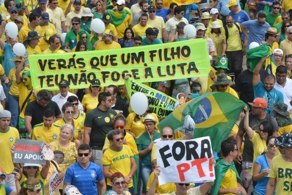 Situação no Brasil 'é perigosa', diz CEO da FCA