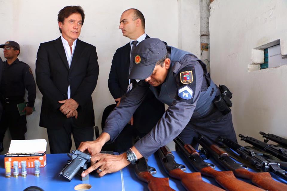 Governo do RN entrega mais de R$ 9 milhões em equipamentos para a Segurança
