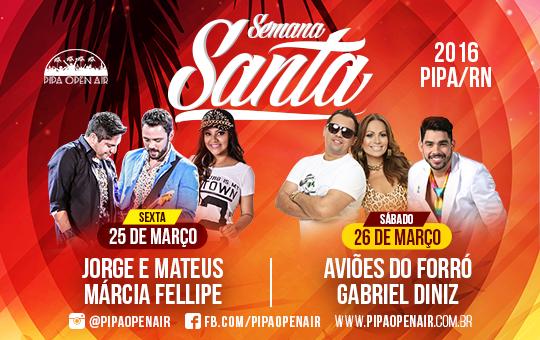 """Arena Pipa Open Air oferece """"Momento Skol"""" na Semana Santa"""