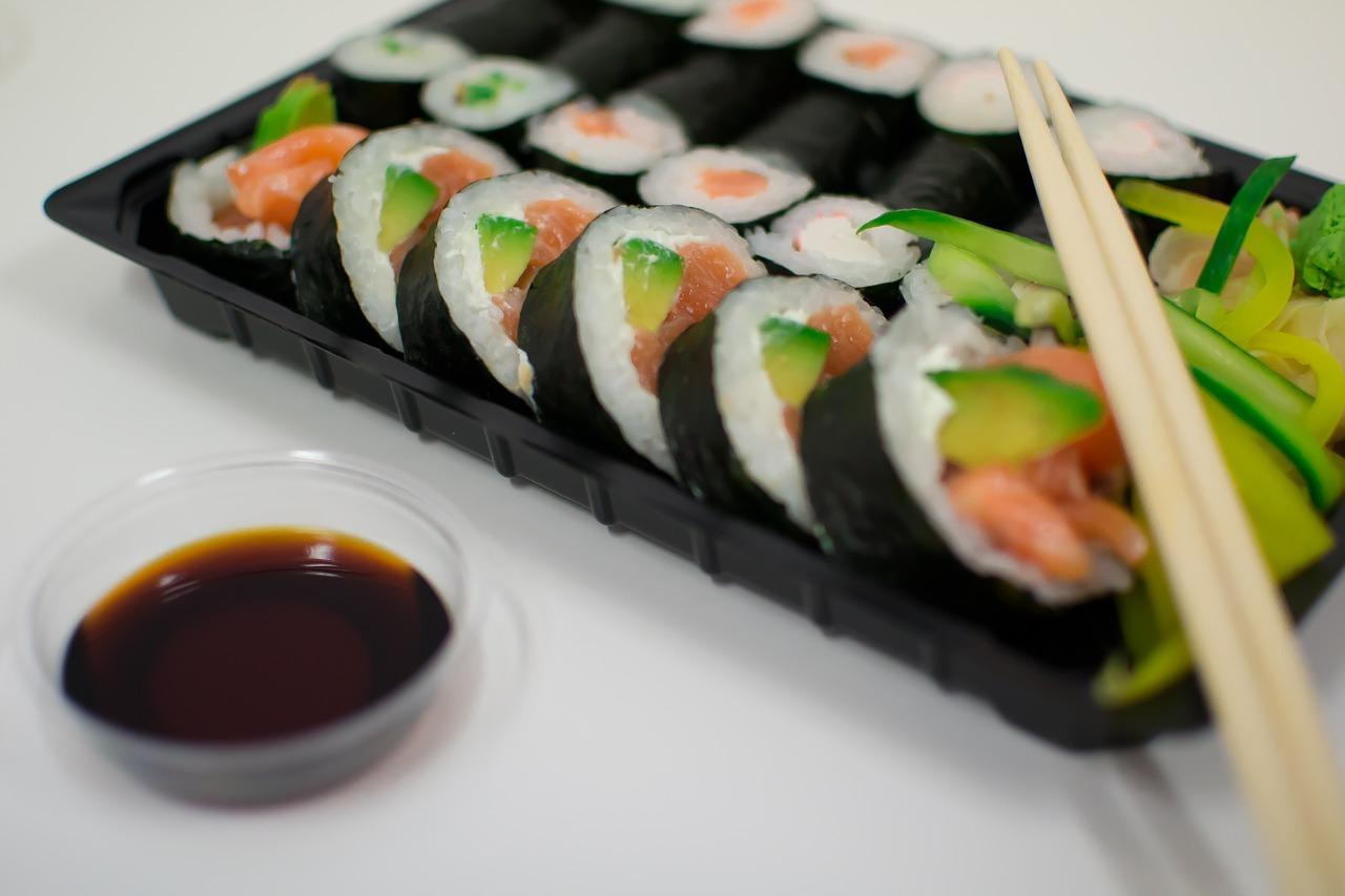 Sushi e dieta mediterrânea podem ser chave da longevidade