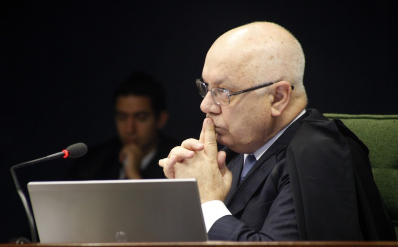 """Cunha """"não se qualifica"""" para substituir presidente da República, diz Teori"""