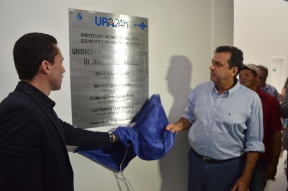 UPA Potengi é inaugurada com promessa de prestar cerca de 500 atendimentos/dia