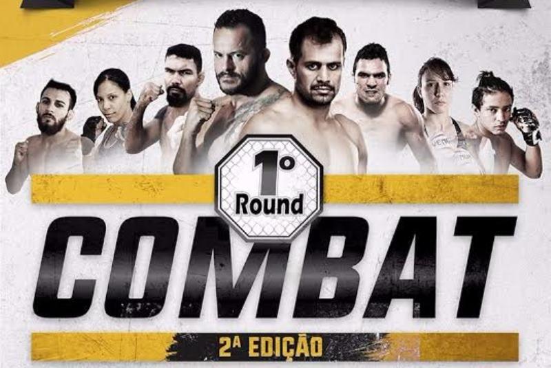1º Round Combat II chega em maio ao Ginásio Nélio Dias