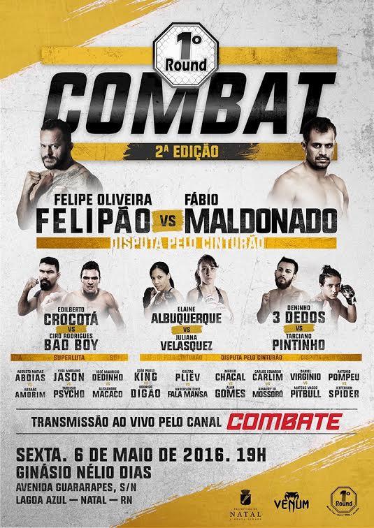 1º Round Combat