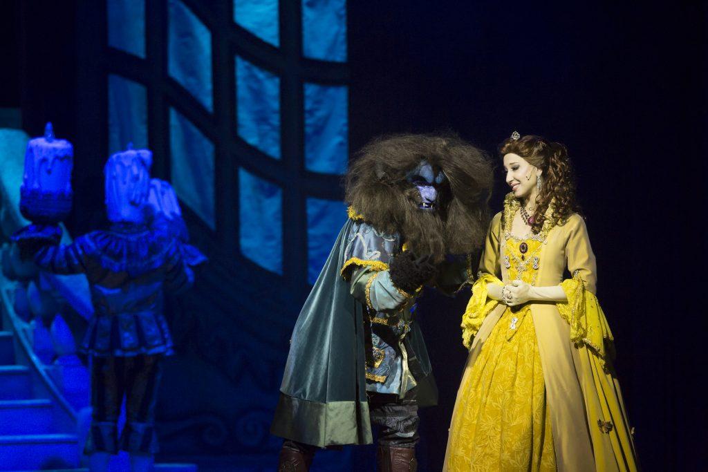 Musical 'A Bela e a Fera' chega a Natal no mês de maio