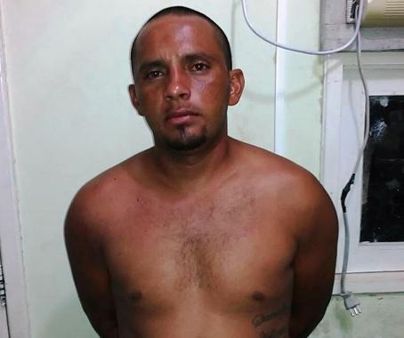Homem que agrediu esposa com faca é detido pela Guarda Municipal no bairro de Cidade Nova