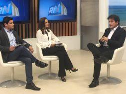 29.04 Governador concede entrevista ao RNTV1 – Foto Assecom (1)