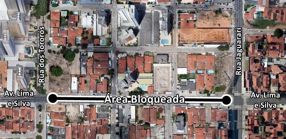 Area Bloquada 2