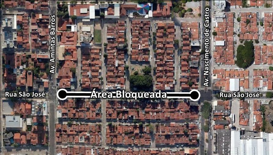 Area Bloqueada 1
