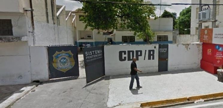 Presos quebram parede e 7 fogem do CDP da Ribeira