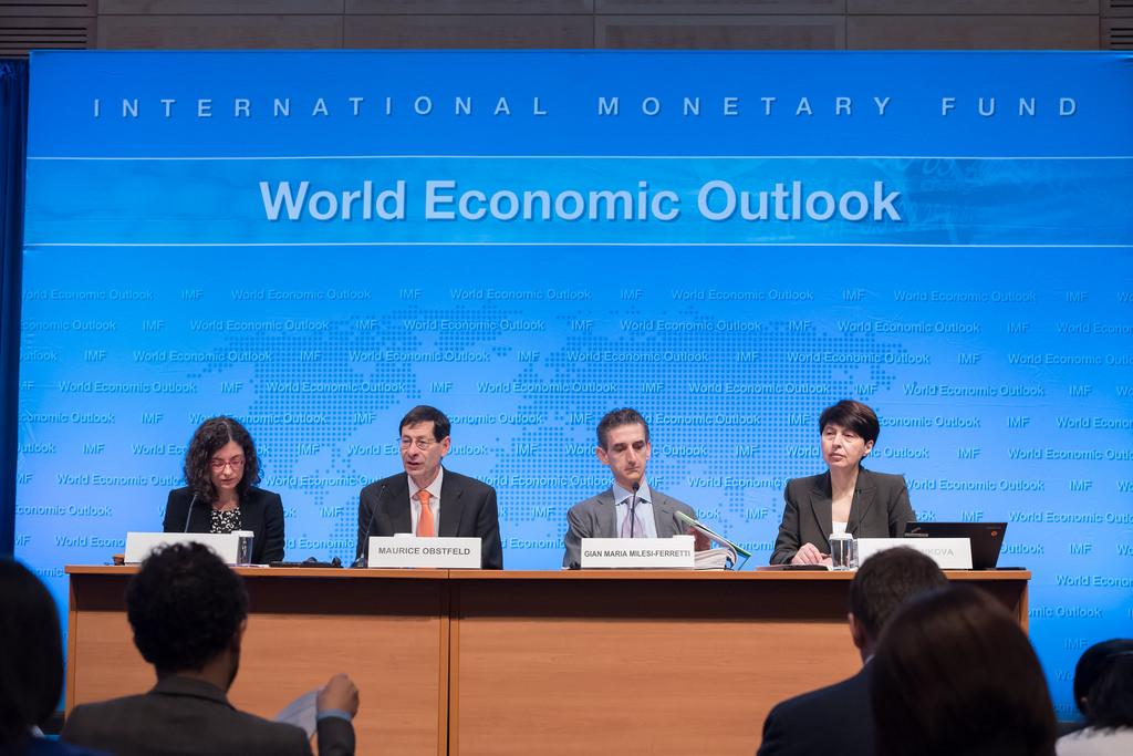FMI rebaixa previsão de crescimento da Itália e do Brasil