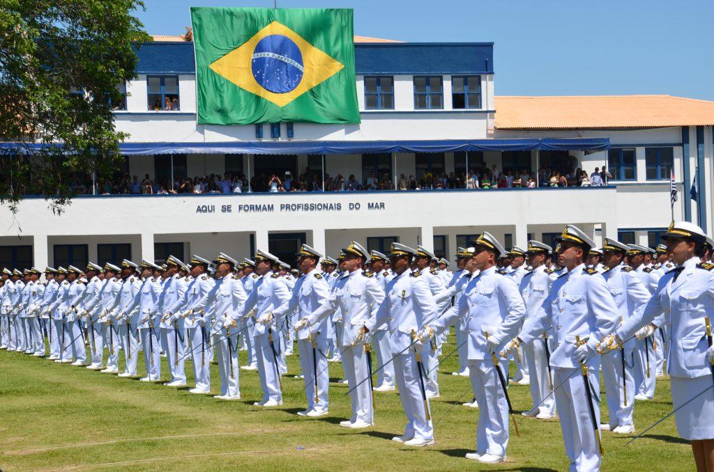 Marinha do Brasil abre concurso para 44 vagas de oficiais