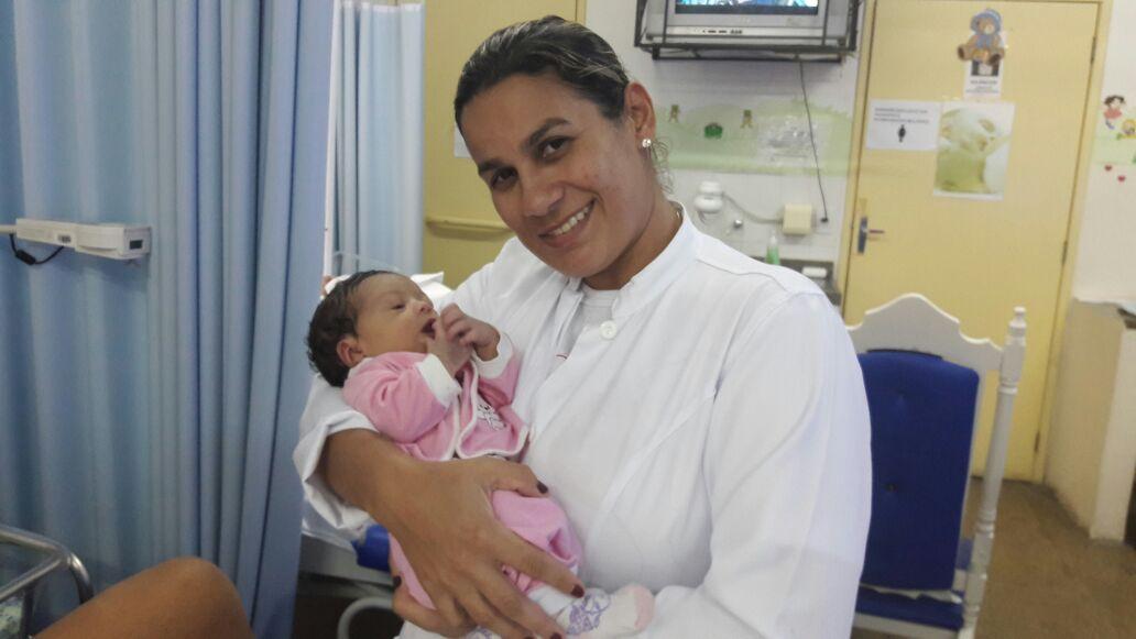Maternidade de Felipe Camarão investe no parto humanizado