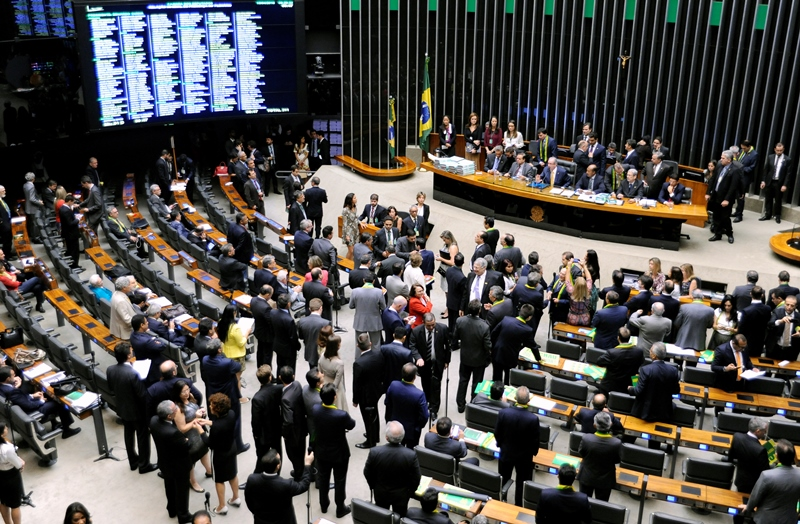 Câmara aprova urgência para projeto de reajuste do Judiciário