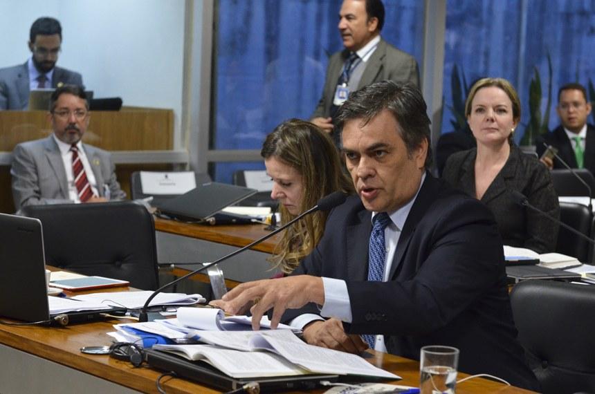 Senadores divergem sobre defesa de Dilma