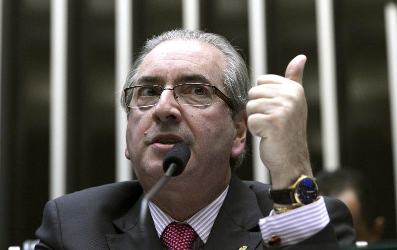 Cunha pede que STF devolva seu mandato de deputado