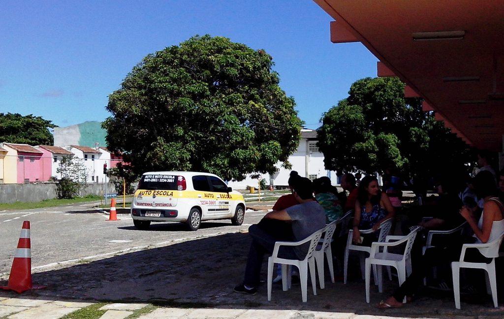 Cinco cidades recebem examinadores do Detran na próxima samana