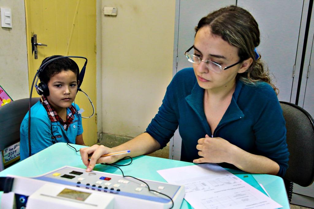 Departamento de Fonoaudiologia da UFRN promove avaliação gratuita da audição