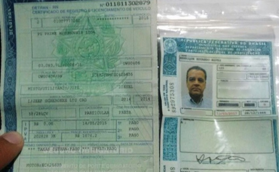 Henrique Alves tem CNH retida após se negar a soprar bafômetro