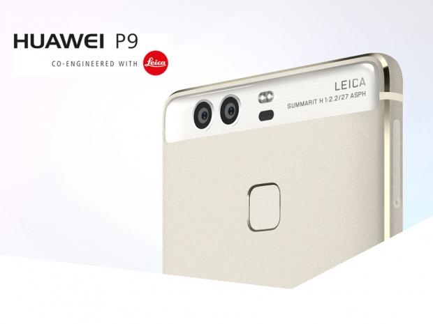 Huawei lança smartphones P9 e P9 Plus com câmera da Leica