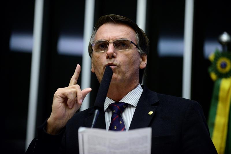 Conselho de Ética instaura processo contra Jair Bolsonaro