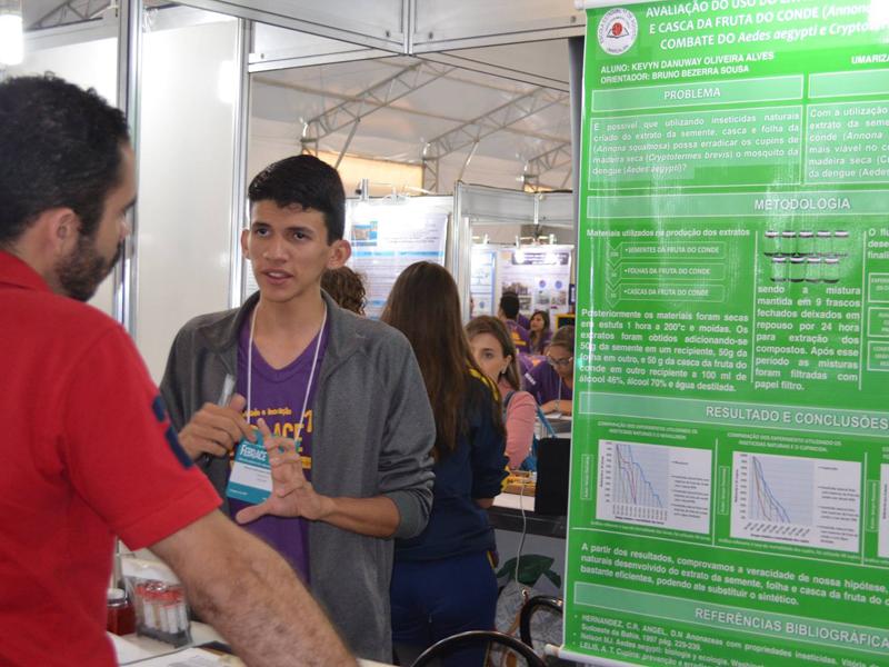 Estudante do RN apresentará projeto científico nos EUA