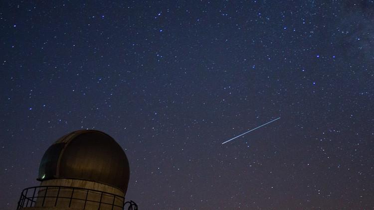 Pico da chuva de meteoros Líridas será na madrugada desta sexta (22)