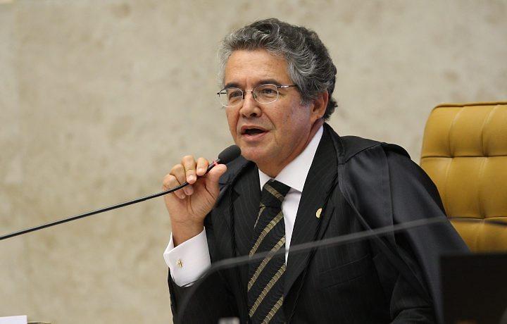 Pedido de impeachment do ministro Marco Aurélio é rejeitado no Senado