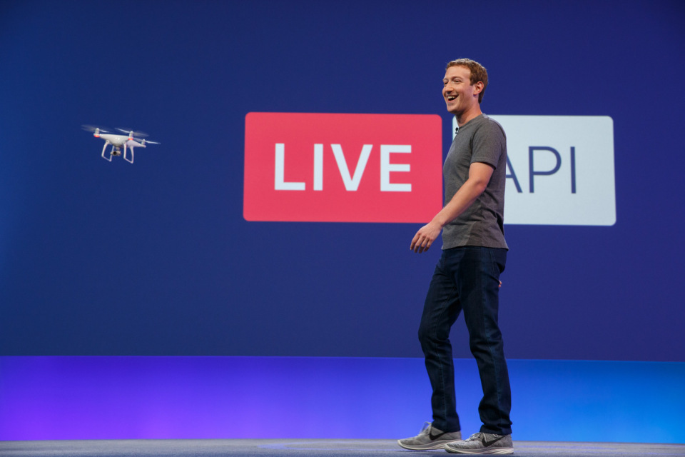 F8: Facebook apresenta novidades em conferência para desenvolvedores