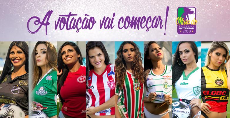 """Concurso """"Musa do Futebol Potiguar 2016"""" começa na quinta-feira"""