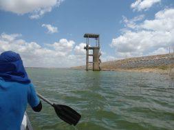 reservatório de água RN