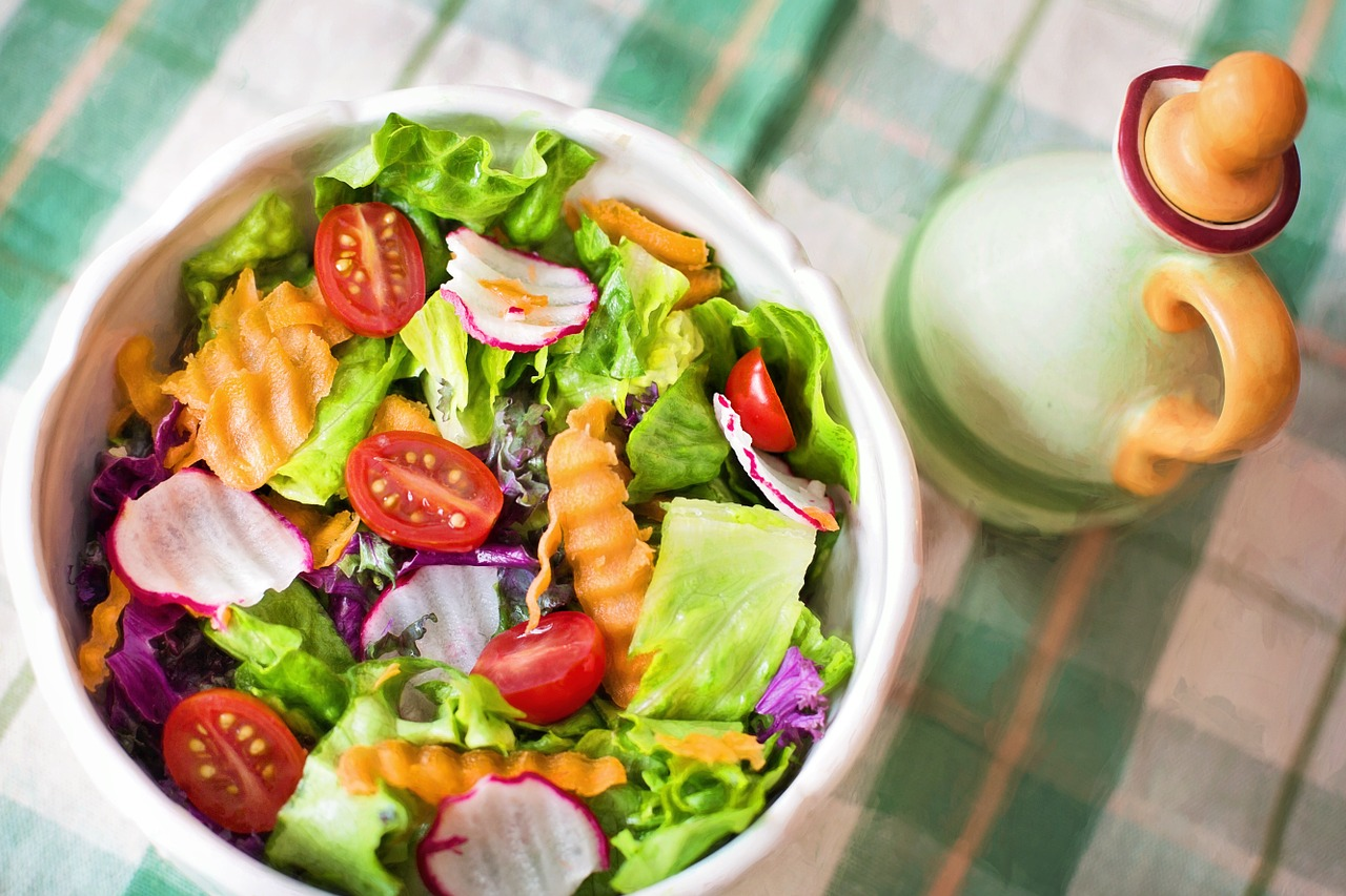 Saiba como manter a saúde em dia com um prato colorido e rápido