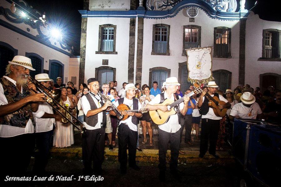 """Projeto """"Serenatas Luar de Natal"""" será realizada nesta sexta pelas ruas do Centro da cidade"""