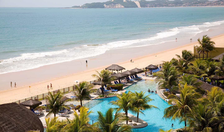 Nordeste é a região preferida dos turistas brasileiros
