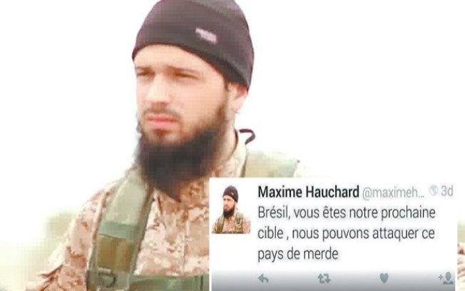 """Terrorista do Estado Islâmico ameaça atacar o Brasil: """"vocês são nosso próximo alvo"""""""