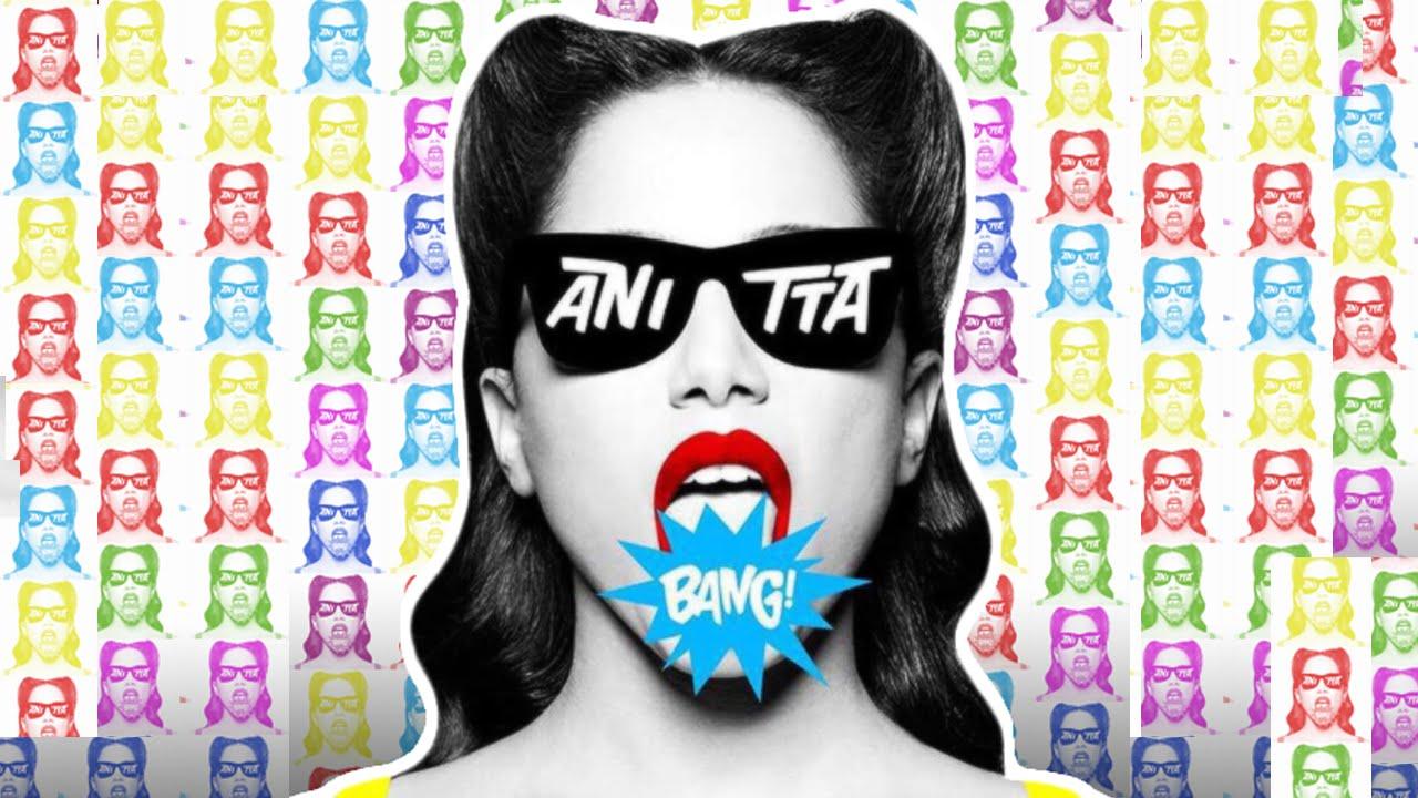 Anitta apresenta turnê Bang na Arena das Dunas