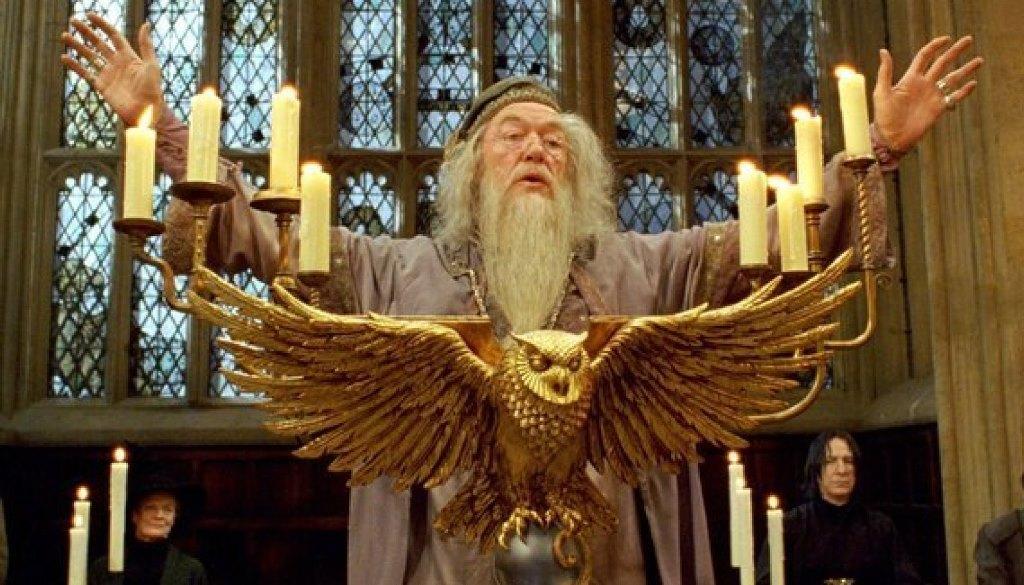 Nem Dilma, nem Temer, internautas querem o bruxo Dumbledore como presidente