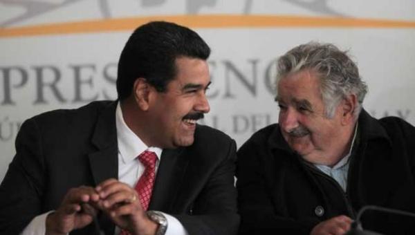 """Mujica diz que Maduro """"é um louco varrido"""""""
