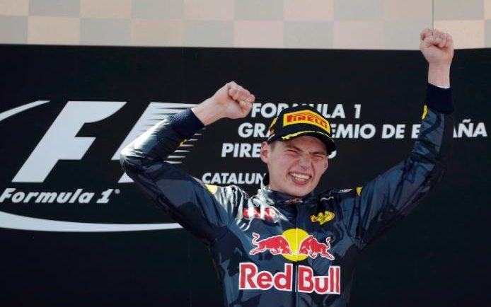 Max Verstappen vence na Espanha e faz história na F1