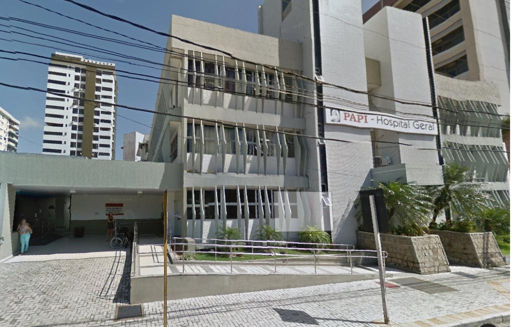 Hospital Papi anuncia paralisação de atendimentos na unidade