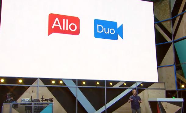 Allo e Duo: Google apresenta novos aplicativos de mensagens e chamadas de vídeo