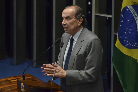 Aloysio Nunes é escolhido para líder do governo no Senado