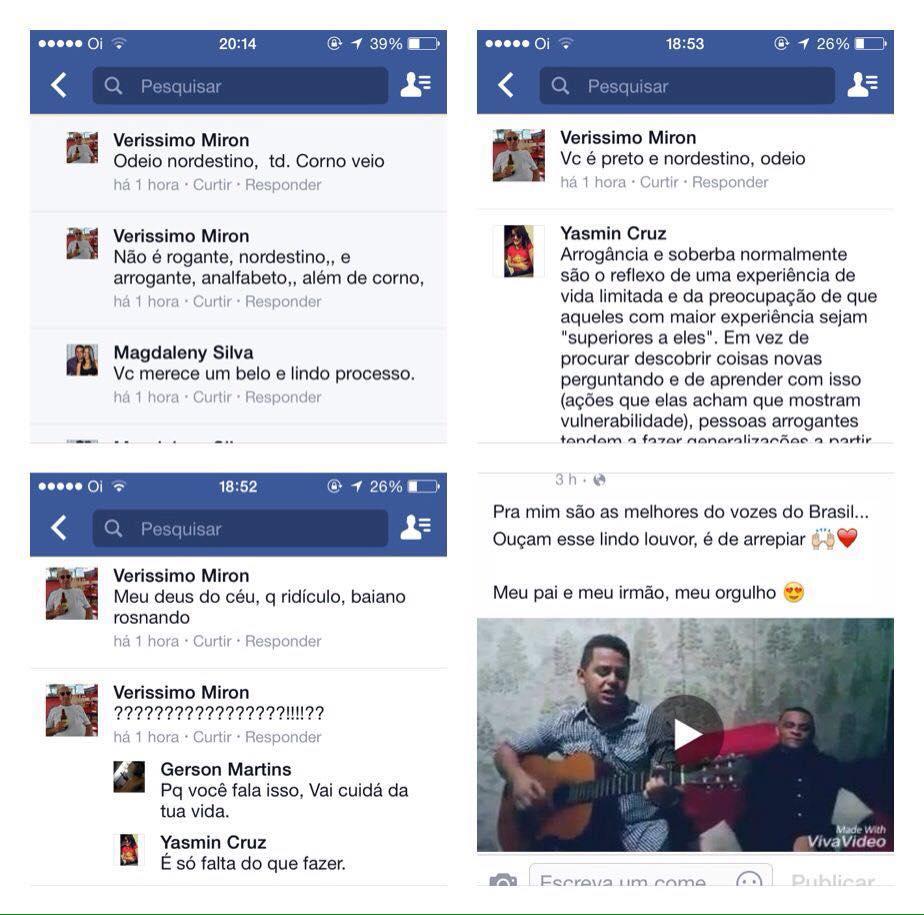 ataque racista