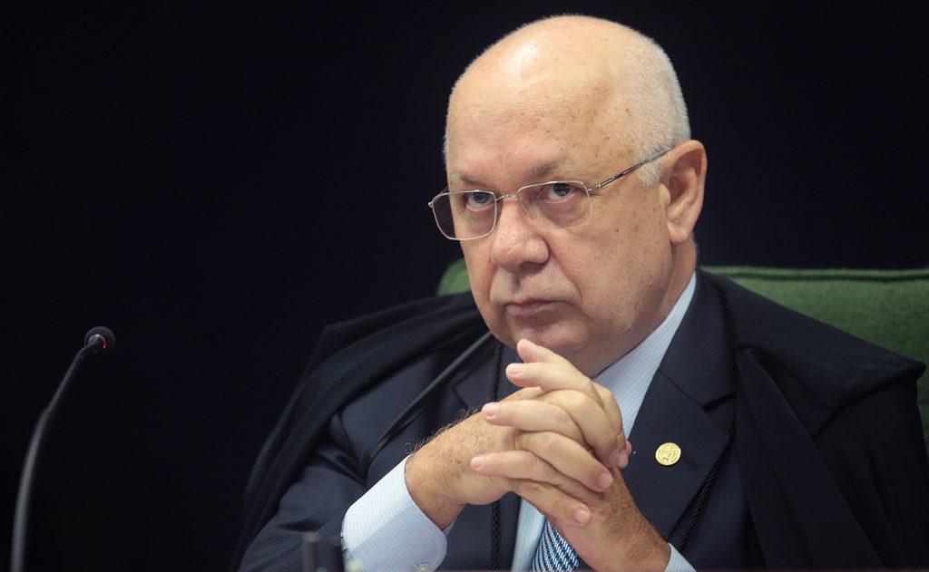 Teori nega pedido para suspender processo de impeachment de Dilma
