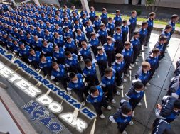 cadetes do ar FAB