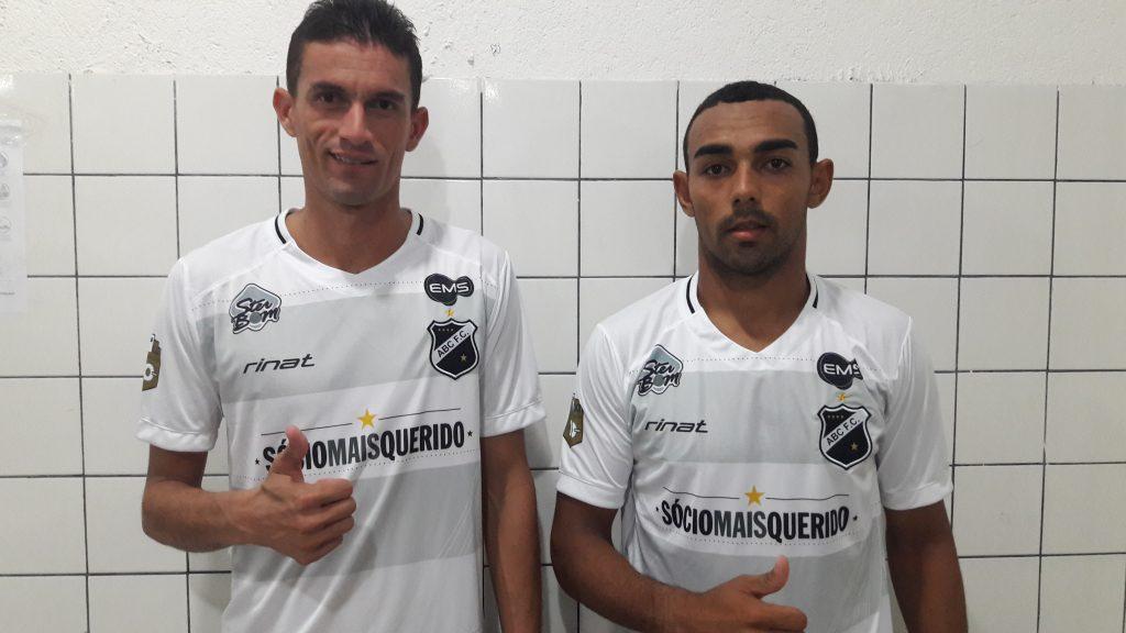 ABC contrata destaques do Alecrim no Campeonato Potiguar