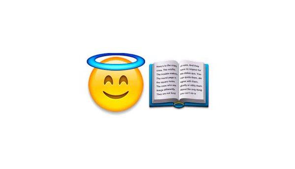"""""""Emoji Bible"""": Bíblia ganha tradução feita com emojis"""