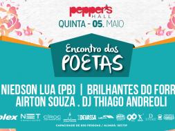 encontro dos poetas