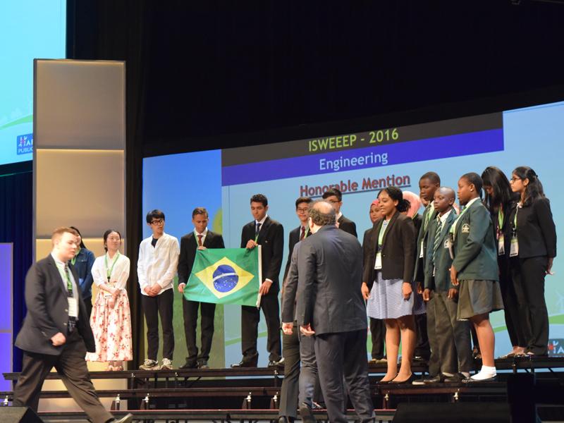 Estudantes potiguares são premiados em feira internacional realizada nos EUA